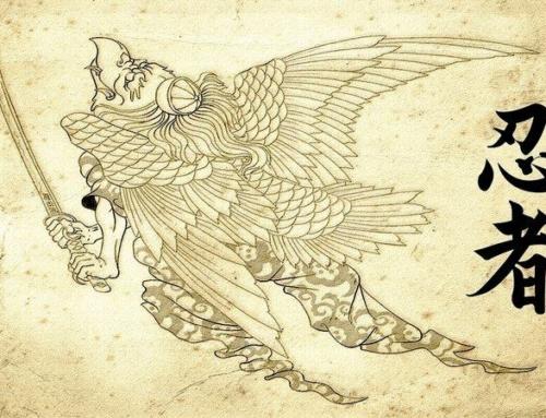 Ninjutsu 忍 Octopus