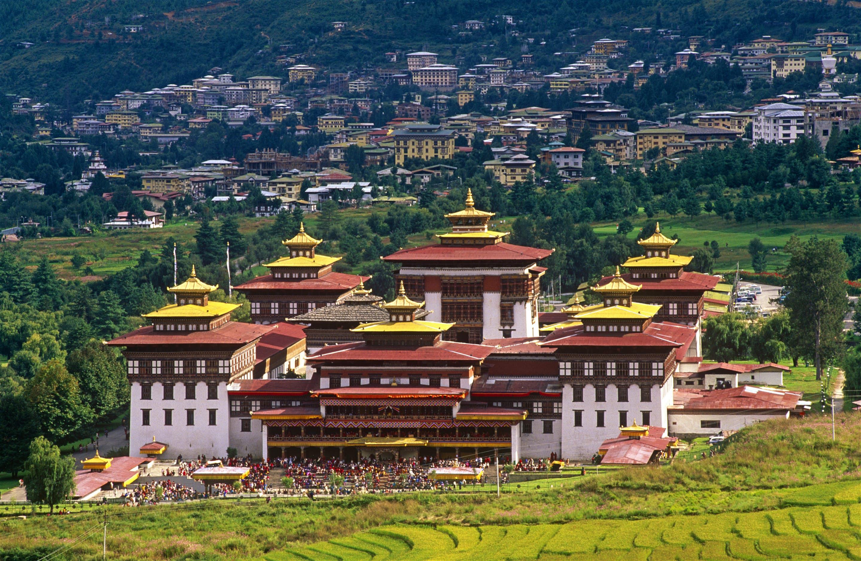 Il Bhutan è un Eco Leader