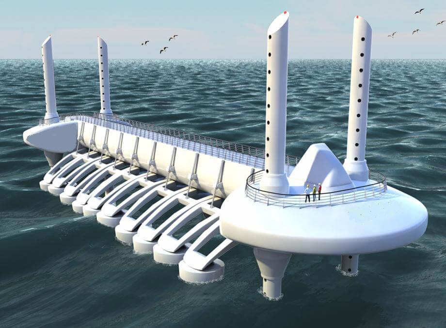 Octopus Wave Energy
