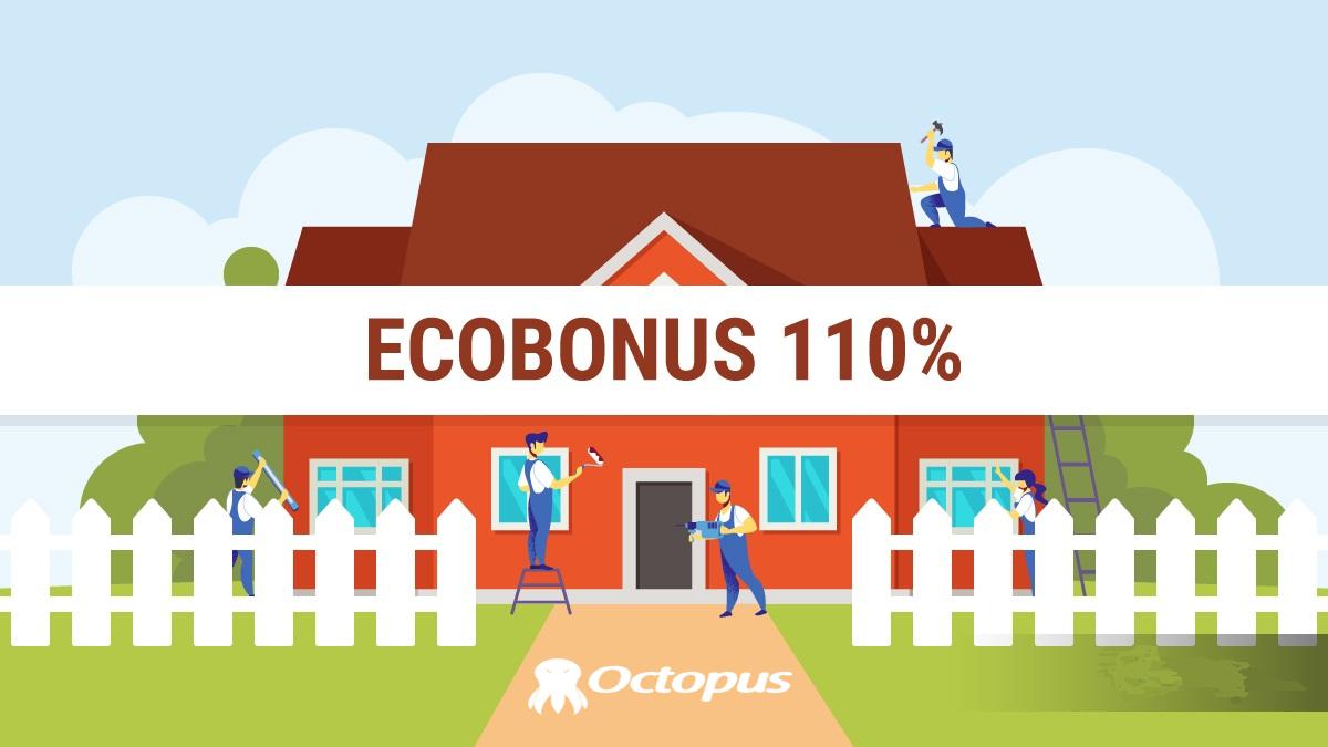 SUPER BONUS 110% Octopus